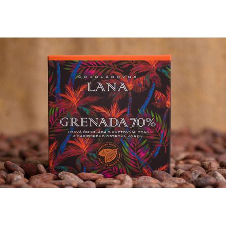 Grenada 70 %
